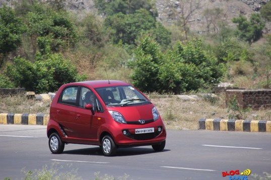 TataNano GenX Easy Shift Road