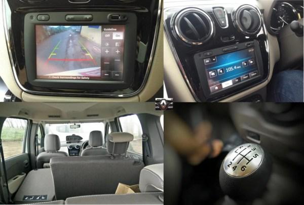 Renault Lodgy Interior Look