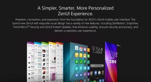 Zenphone 2 ZenUI