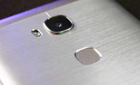 Honor 5x Fingerprint usages