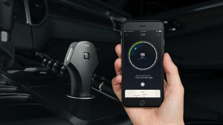 ZUS Car Tracking app