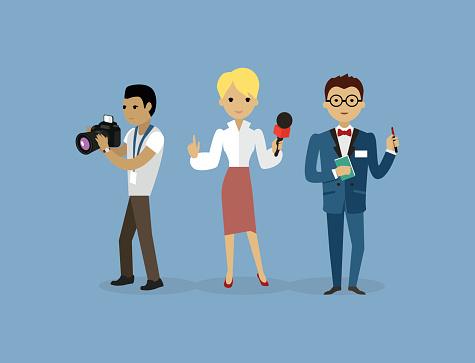 Journalists Team