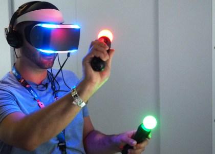 VR-gaming