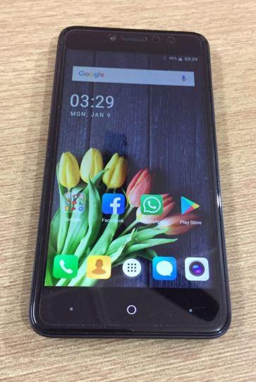 Spice V801 screen