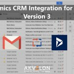 Akvelon : Gmail Integration Microsoft CRM