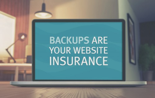 Website-backup-solution