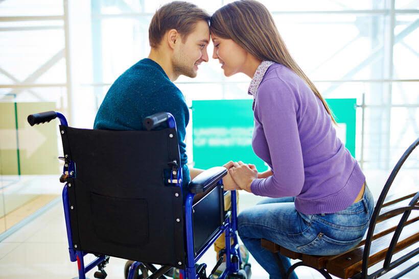 handicap dating dating på nett gratis