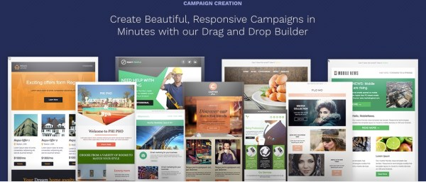business email marketing campaign