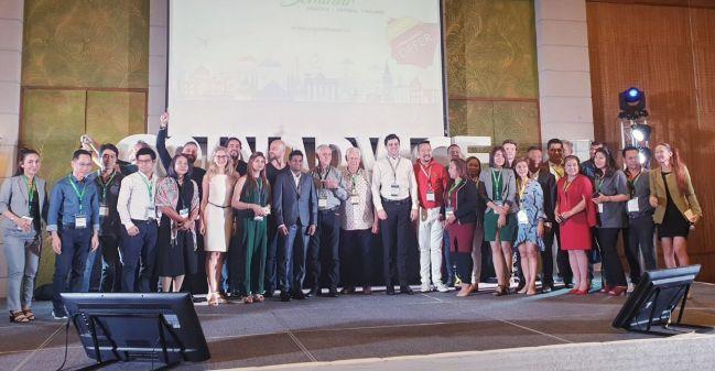 CoinAdvice Blockchain Conference Team