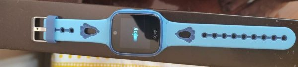 Ojoy A1 4G LTE GPS Smartwatch Frontside