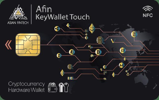 afin key wallet