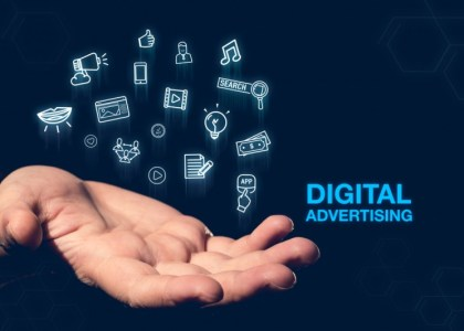 Blockchain digital advertising