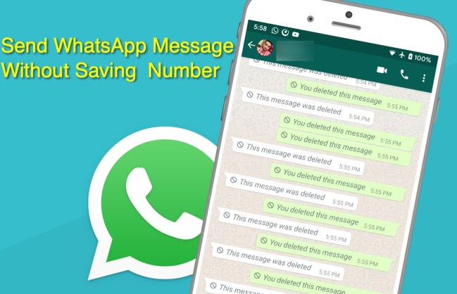 Send WhatsApp Message Without Saving Number -1