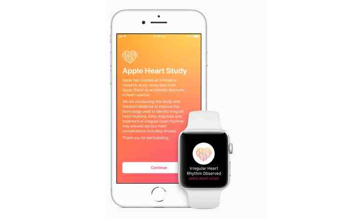 eHealth | Salute Digitale | Digital Health: Apple Heart Study