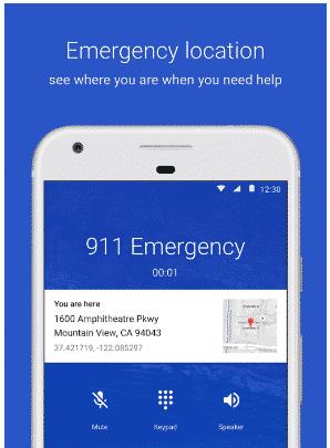 Chiamata di Emergenza al 911 Con ELS