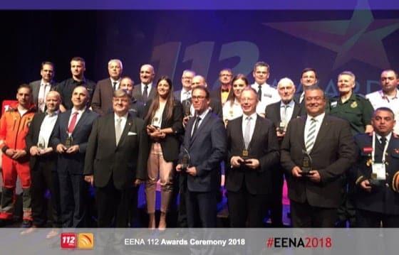 EENA 2018 Premia gli Eroi Moderni