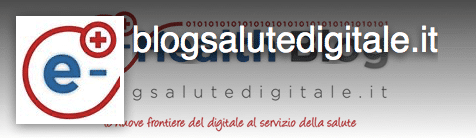 Blog Salute Digitale | eHealth Blog Facebook e Twitter