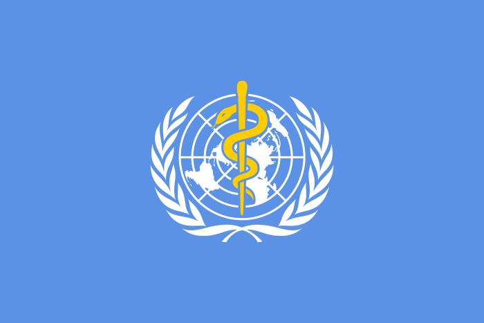 Simbolo dell'Organizzazione Mondiale della Sanità