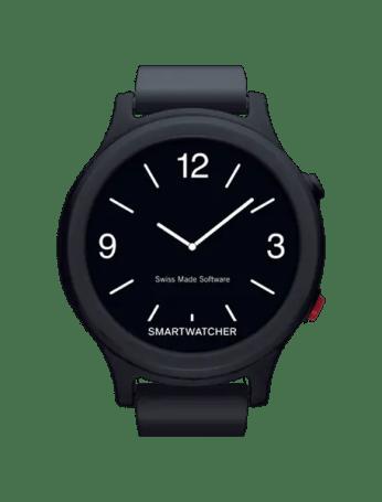 Smartwatcher ESSENCE nero