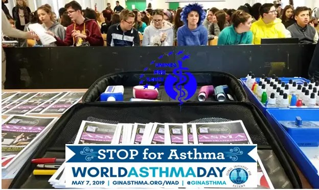 WORLD ASTHMA DAY GIORNATA MONDIALE DELL'ASMA 2019