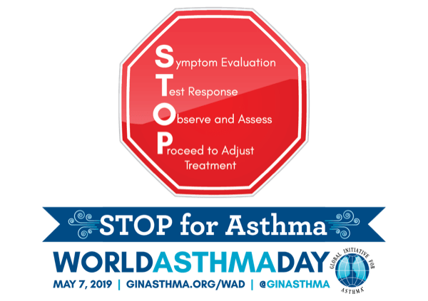 Stop All'Asma: World Asthma Day