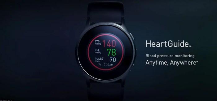 Omron HeartGuide, il primo misuratore di pressione indossabile clinicamente validato