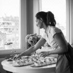 Silvia Moreno, la anfitriona exquisita