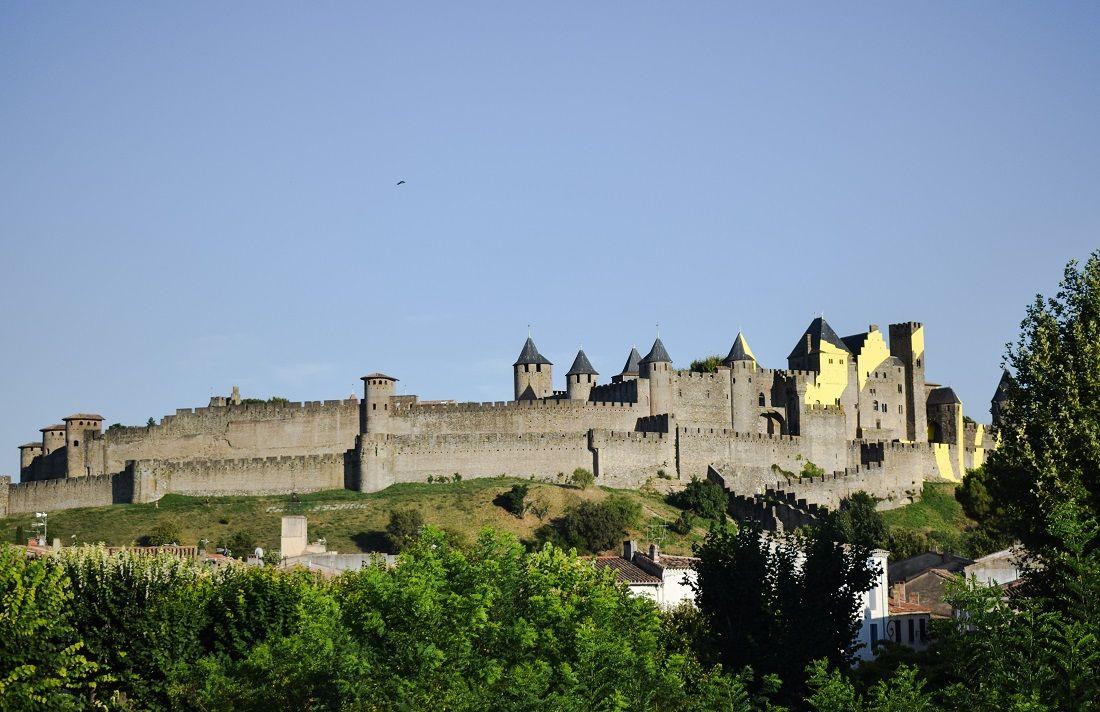 Carcassonne o Carcasona