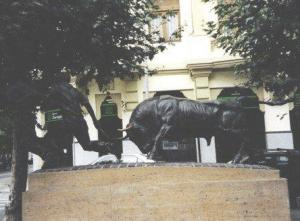 Monumento al encierro 2