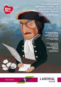 Libro VIII Certamen Internacional de Microrrelatos de San Fermín