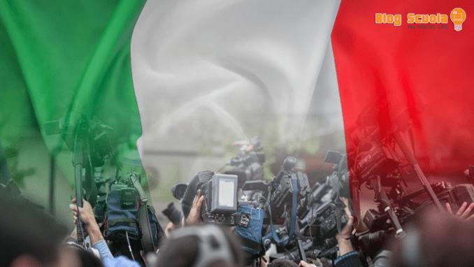 TV Italia: L'Italia attraverso gli Occhi dei Media