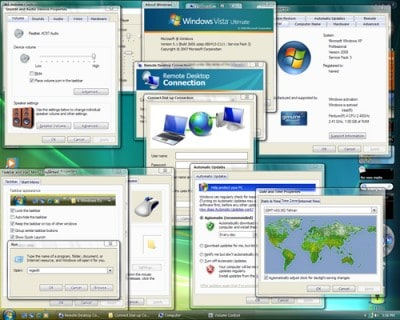 Vista Skin Pack 5.0 Ultimate