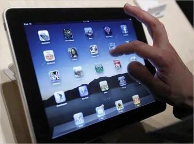 Apple iPad Tablet