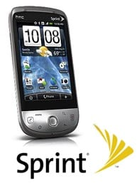 Sprint HTC Hero android 2.1 update