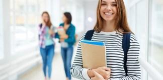 student op school