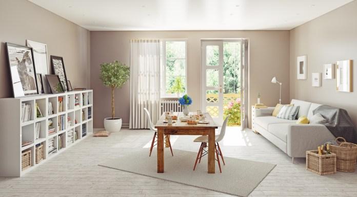 design woonkamer