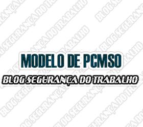 Modelo de PCMSO
