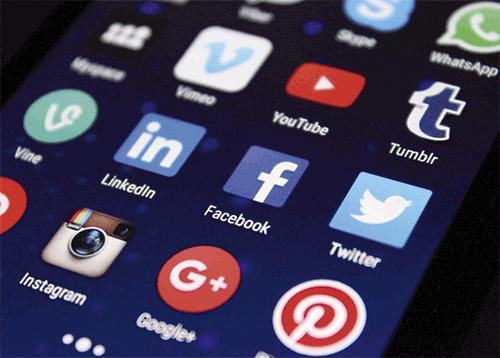 O uso de redes sociais no trabalho pode gerar justa causa