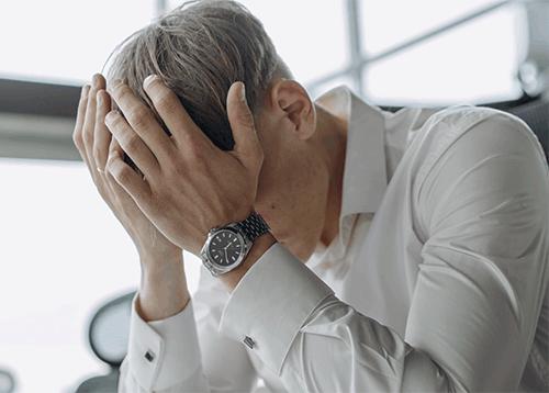Trabalhador Estressado: 10 Sinais de um Empregado Estressado