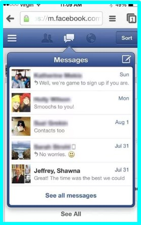 Can I Still Send Facebook Messages Without the Messenger App?