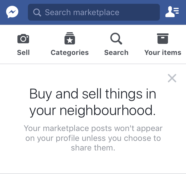 Use Facebook Marketplace to Advertise your eCommerce Business Free