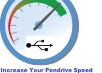 How To Increase Pendrive Transfer Speed