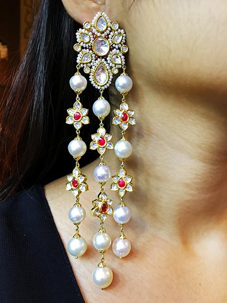 Polki bridal Jewellery