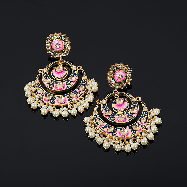 Meenakari bridal jewellery