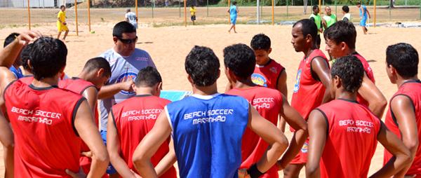 bb35c5cec6 Quase tudo pronto para a disputa da Taça São Luís de Beach-Soccer