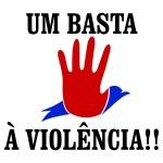 Logo - Basta a violencia final