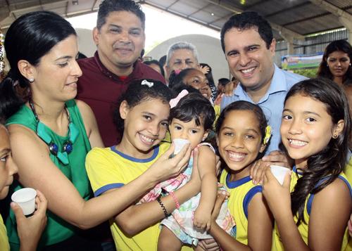 Distribuição_Leite_100314__Honório Moreira