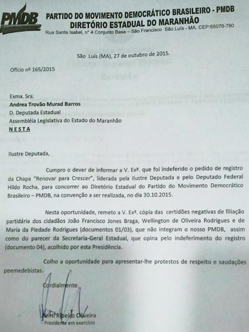 DocumentoPMDB