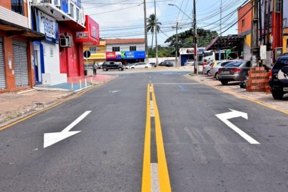 SMTT orienta mudança de sentido na Rua do Aririzal