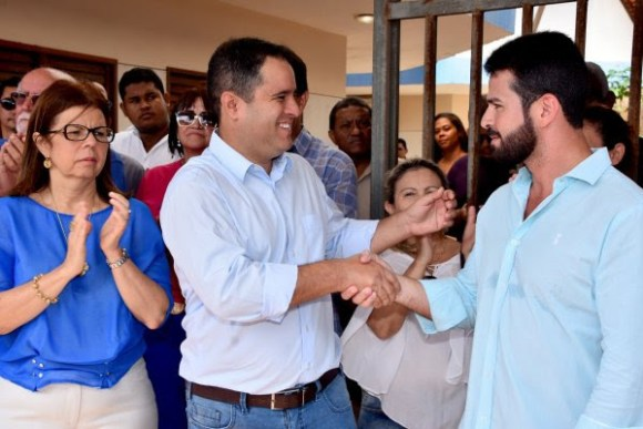 Prefeitos Edivaldo Holanda Júnior e Gil Cutrim firmam parceria para combate ao Aedes aegypti